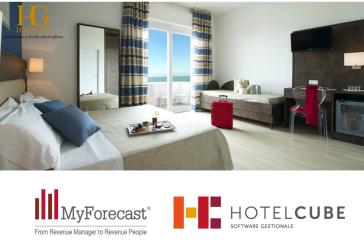 MyForecast e HotelCube insieme per la gestione quotidiana in hotel