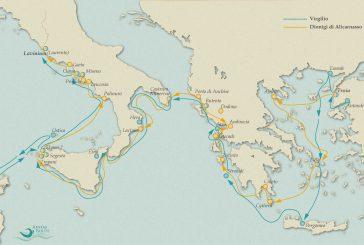 Il viaggio di Enea, candidato a Itinerario Culturale d'Europa, approda in Salento