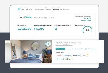 Arriva in Italia 'Hostmaker Essential', soluzione professionale per chi affitta case online