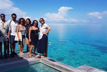 I Viaggi del Delfino porta gli adv a conoscere la Polinesia Francese