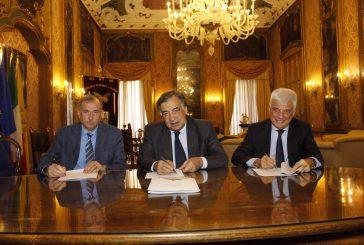 Siglata intesa tra Fondazione Teatro Massimo e Città Metropolitana Palermo